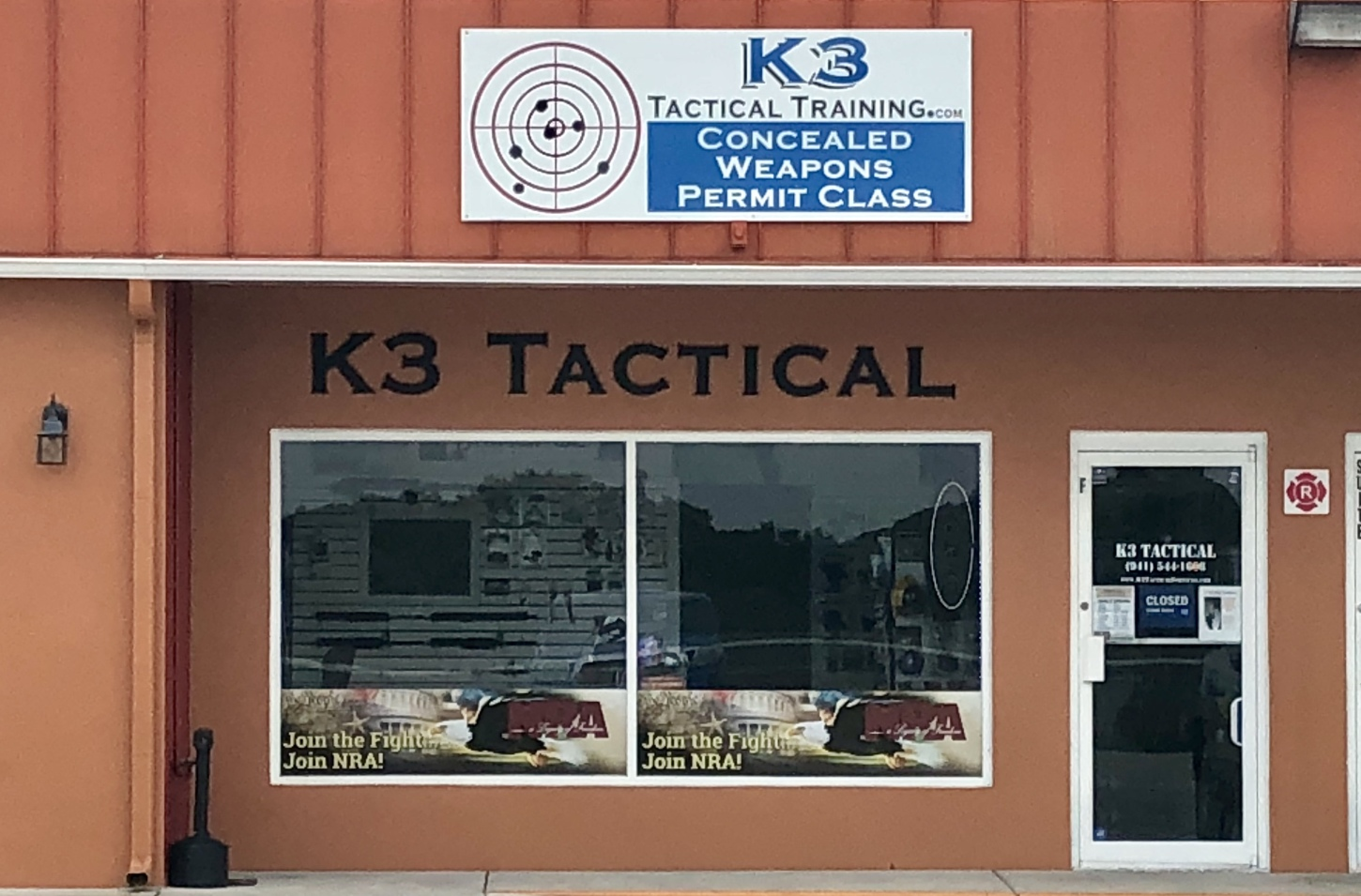 Firearms Training & Accessories